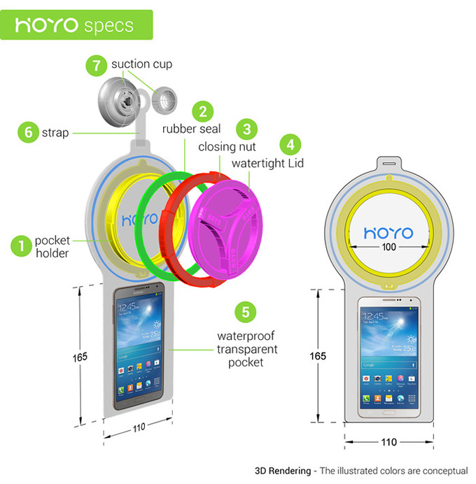 HOYO-Smartphone-Shower-Case-1